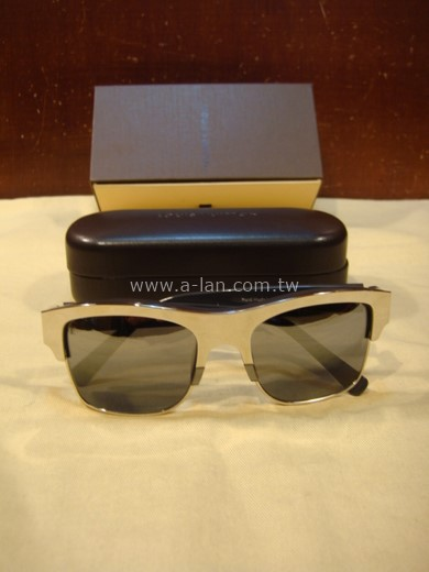 LV-Z0661E 銀鏡面膠框太陽眼鏡-89830388