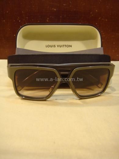 LV-Z0362U 灰膠框太陽眼鏡-89830368