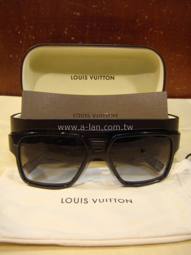 LV-Z0361U 咖膠框太陽眼鏡-89830358