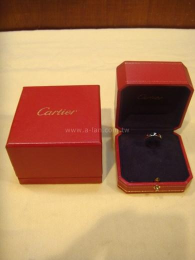 Cartier Love  鑽戒-84582848