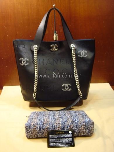 CHANEL 提鏈購物包-89844568