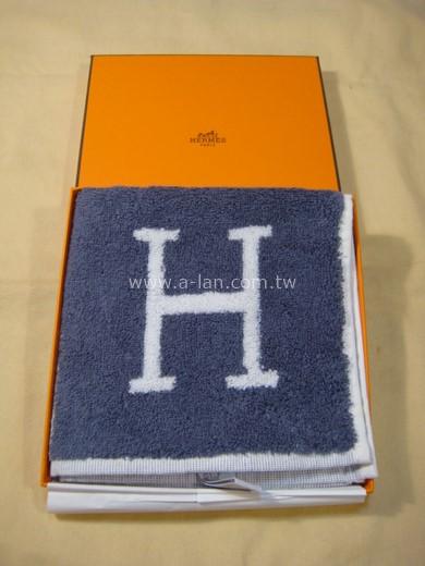 HERMES 全棉四方毛巾-89845638