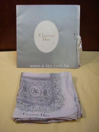 Dior  四方絲巾-89846258