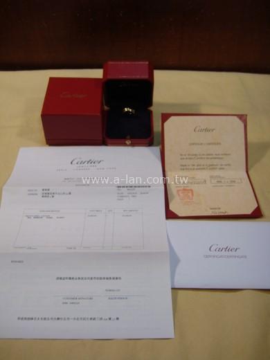 Cartier Trinity 三環戒-89846408