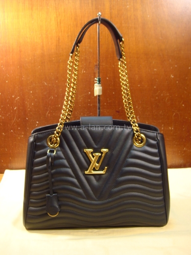 LV-M51496 LOUIS VUITTON NEW WAVE 鏈帶手挽袋-89847518
