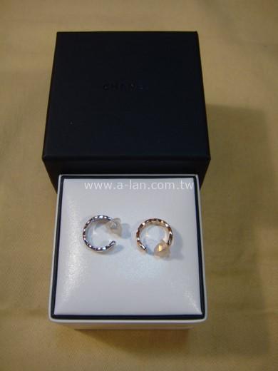 CHANEL COCO CRUSH 掛式耳環-89848928