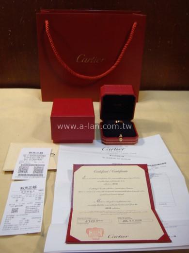 Cartier Love 戒指 / 53號-89849048