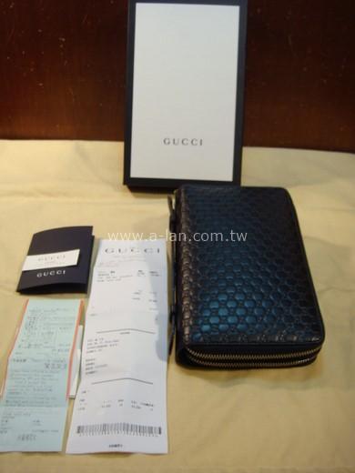 GUCCI Micro Gucci Shima 手拿長夾包-89849388