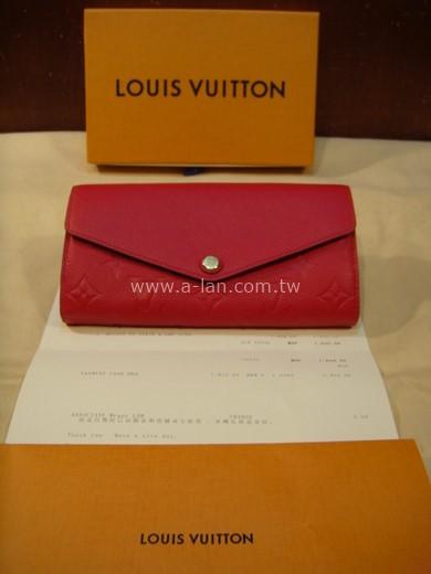 LV-M63690 SARAH 錢包-89849578