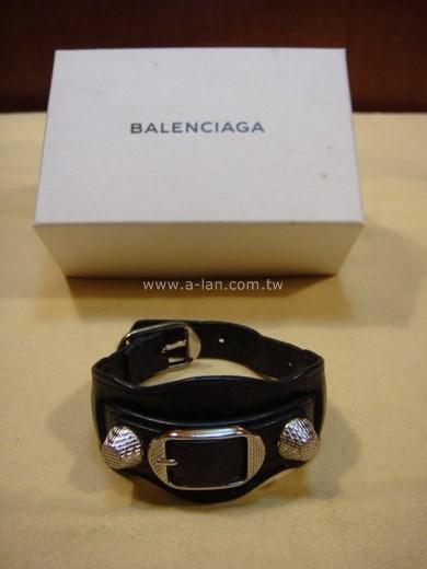 BALENCIAGA 皮手環-89858808