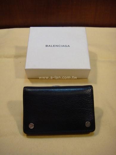 BALENCIAGA 牛皮名片夾-89859148