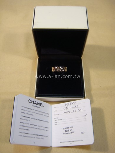 CHANEL COCO CRUSH 戒指-89969718